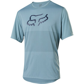 Fox Ranger Foxhead SS Jersey Herre light blue